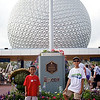 <center>Epcot Center - Orlando, FL : April 20, 2012</center>