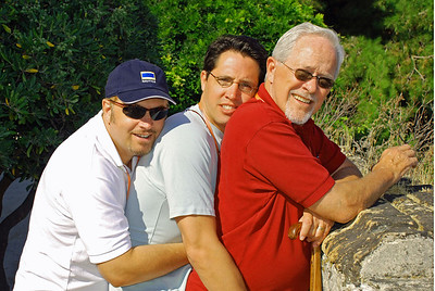 Wes, Brett, and Bill