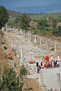 The Arcadian Way in Ephesus