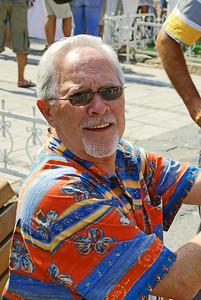 Bill at the Hippodrome