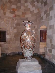 Chinese vase at Grand Master's Palace (Rhodes)