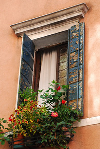Old Window on Venican Apartment