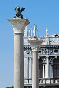 Columns of San Marco & SanYeodoro