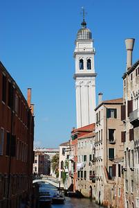 Distant View of San Giorgio dei Greci