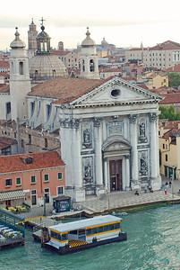 Zattere Shuttle Stop on Canala della Giudecca