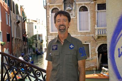 Jerry in Venice