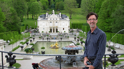 Just magnificant; Linderhof in southern Germany