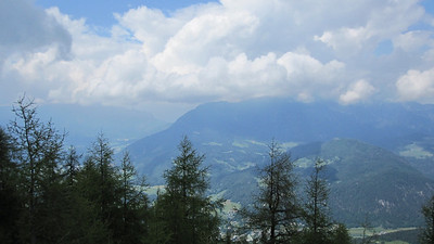 Another view from the mountain top Kehlsteinhaus