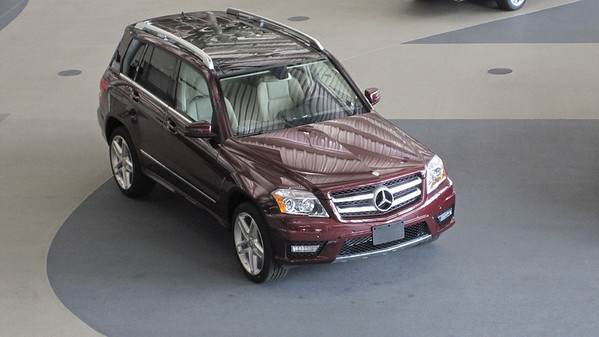 Another look at my GLK