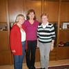 Tante Irmgard, Beate and Tante Hildegard.