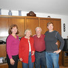 Beate, Tante Irmgard, Onkel Gregor and me