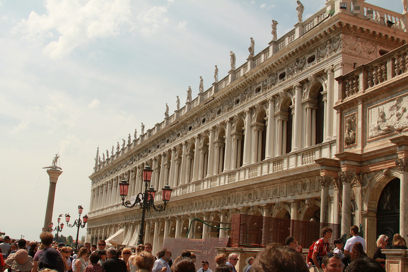 St. Mark's square.