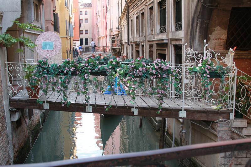 The bridges of Venice.
