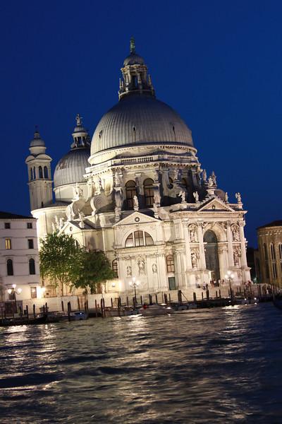 Dorsoduro in Venice.