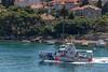 The Croation Coast Guard.
