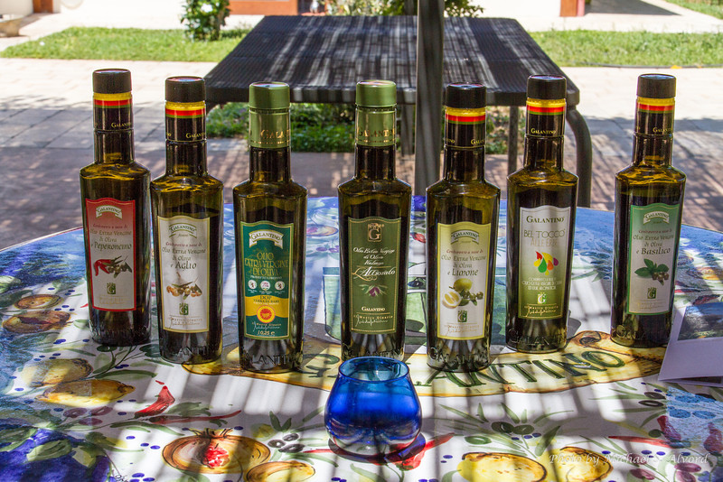 Now, if you want to taste some of the best olive oil in your life, this is it.