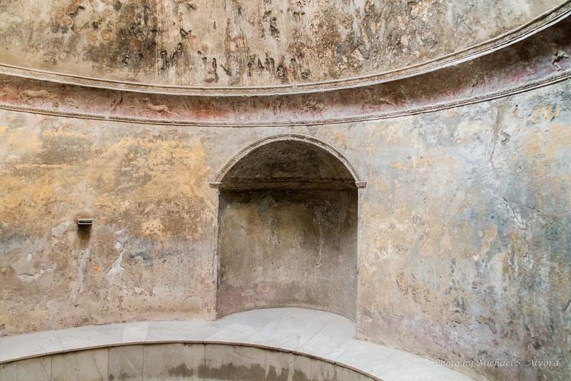 This was a bath house.