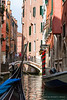 I don't know how the Gondoliers can get these boats down some of the canals.