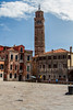 The second leaning tower in Venice.