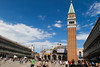 Some more of the Tower in Piazza St. Marco.