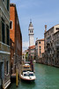 One of the leaning towers of Venice.