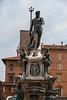 The statue La Dolce Vita: Parma