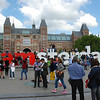 """""""I amsterdam"""" is a key marketing campaign for the city."""