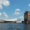 The newest museum in Amsterdam.