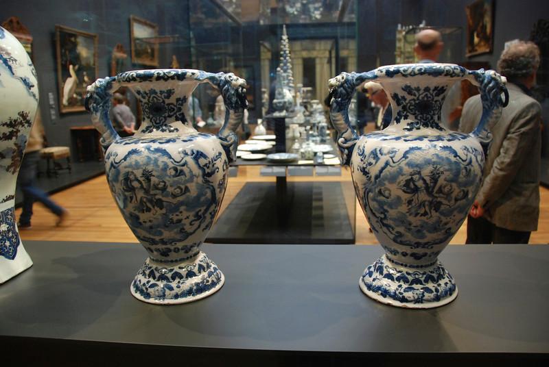 The Delft porcelain room: also a favorite!