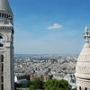 Photos were not allowed inside the church. But I climbed the 300 steps to the observation deck for some of the best views in Paris.