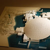 Model of the Louvre to be built in Abu Dhabi.