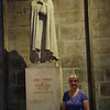 Me with St. Therese