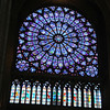 The famous Rose Window.