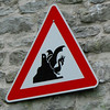 Dragon crossing: Beware!