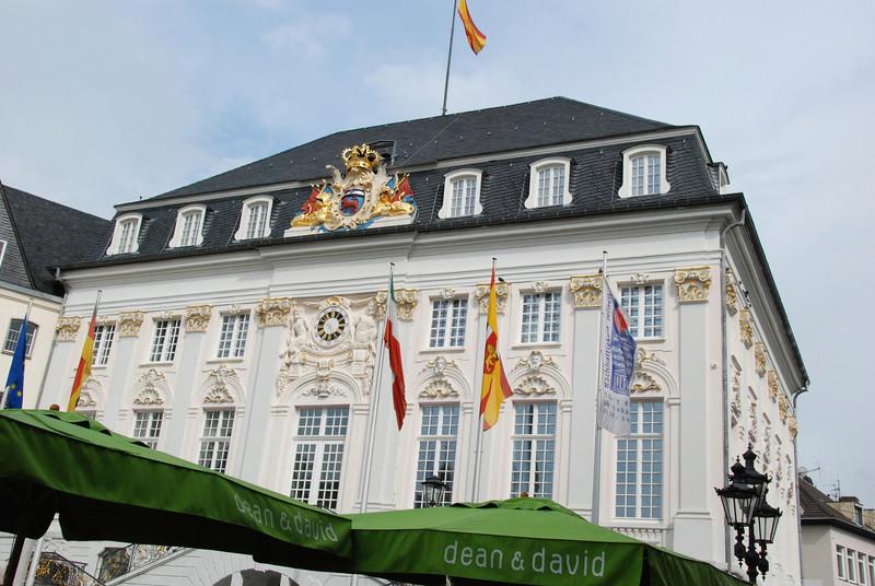 Bonn City Hall.