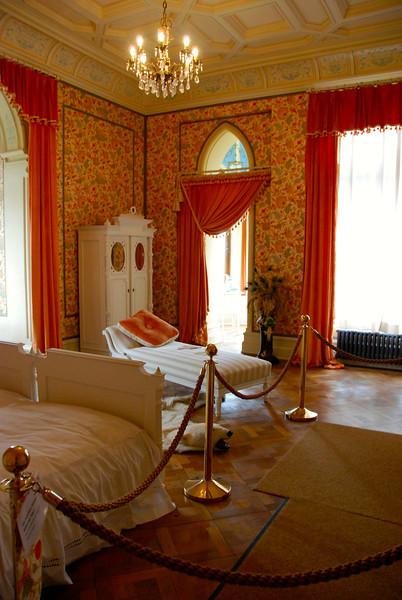 Women's bedroom