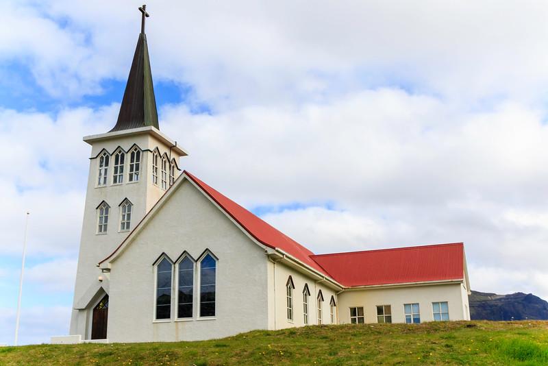 Icelandic churches