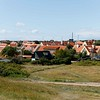 The town of Skagen, Denmark at the northern tip of the country.