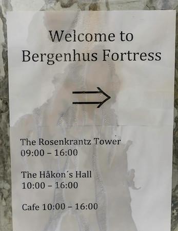 Bergenhus Fortress