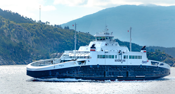 Norwegian Ferries