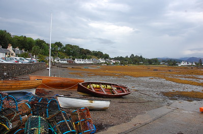 Harbor view, Plockton