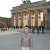 Hildegard's official Brandenburg Gate photo. <br /> <br /> Berlin, Germany