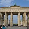 Brandenburg Gate.<br /> <br /> Berlin, Germany