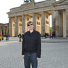 My official Brandenburg Gate photo.