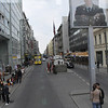 Check Point Charlie. <br /> <br /> Berlin, Germany
