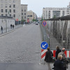 Section of The Wall still standing.<br /> <br /> Berlin, Germany