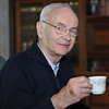 Papa enjoyed his share of cake and coffee on the trip as well. <br /> <br /> Celle, Germany