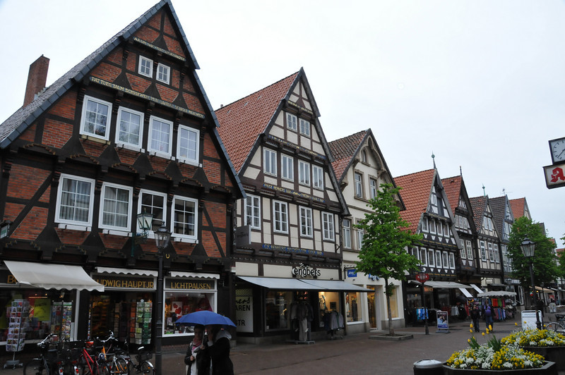 Old town Celle.
