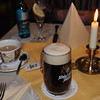 ...and delicious Dunkel beer.