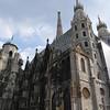 Stephansdom Church in central Vienna